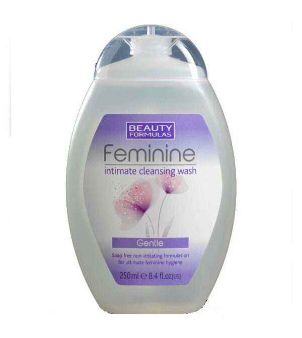 Beauty Formulas - Intimate Cleansing Wash - Gentle