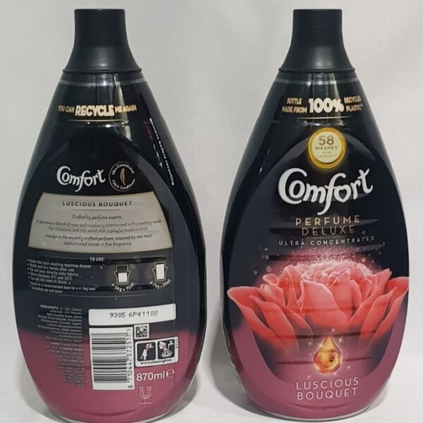 Comfort Ultra Concentrated Fabric Conditioner × 2