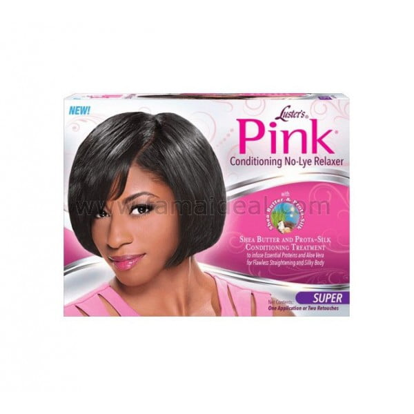 Luster Pink Conditioning No-Lye Relaxer