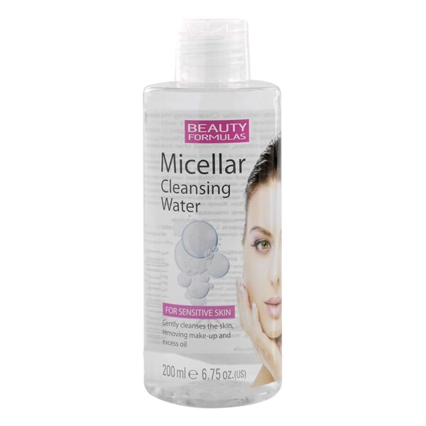 Beauty Formulas Micellar Cleaning Water for sensitive skin 200 ml