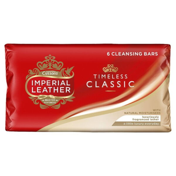 Imperial Leather Bar Soap